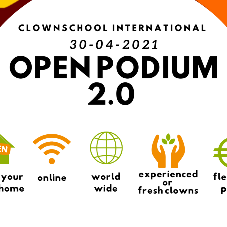 Open podium 30-04-2021